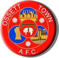 1936, Ossett Town F.C. (England) #OssettTownFC #England #UnitedKingdom (L16402)