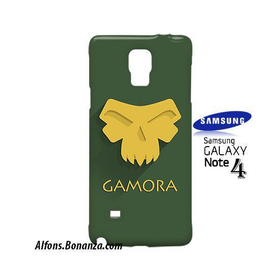 Gamora Superhero Samsung Galaxy Note 4 Case