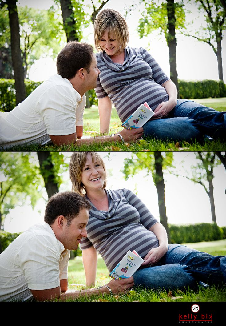 Kristin & Tom....Expecting!