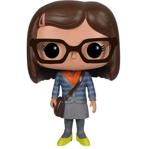 Funko - Pdf00003781 - Figurine Cinéma - The Big Bang Theory - Pop - Amy Farrah Fowler