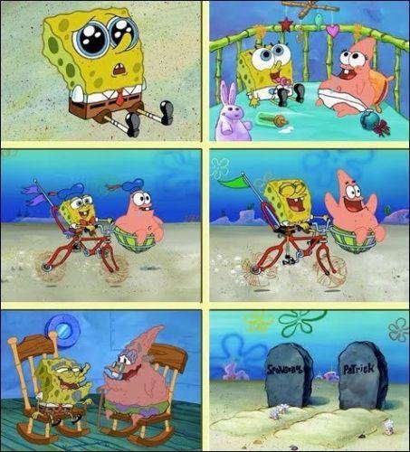 spongebob quotes | ... Best Friends Forever - Spongebob Squarepants And Patrick Star'