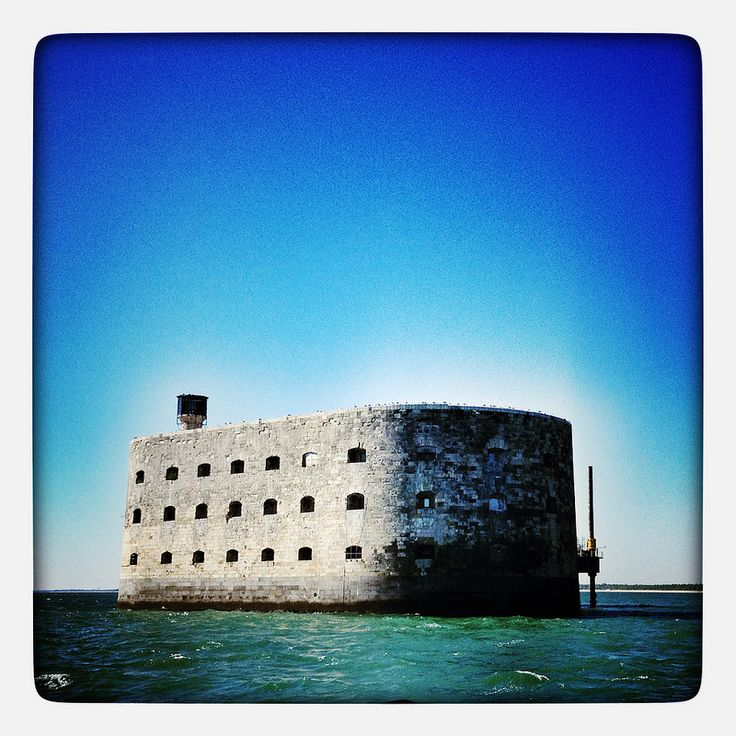 Fort Boyard à Fouras, entre l'île d'Aix et l'île d'Oléron - Pays Rochefort-Océan…