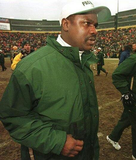 Coach Ray Rhodes