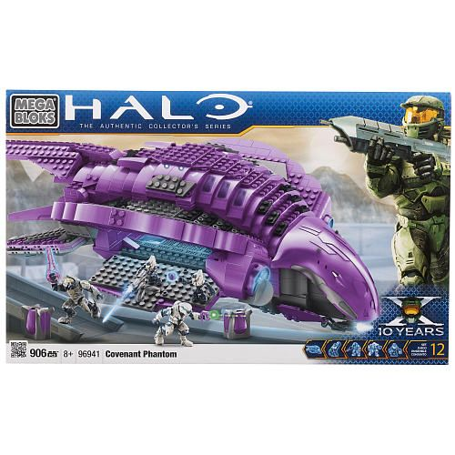 Lego Halo Toys : Mega bloks halo covenant phantom  brands