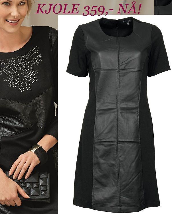 <3 ---> http://www.kvinnemote.no/produkt/vintermote/kjole-leather-brandtex