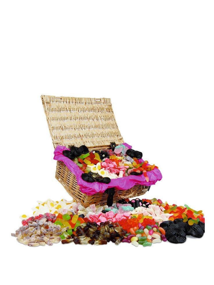 Personalised Jellies Sweets Hamper   very.co.uk #VeryLovedUp