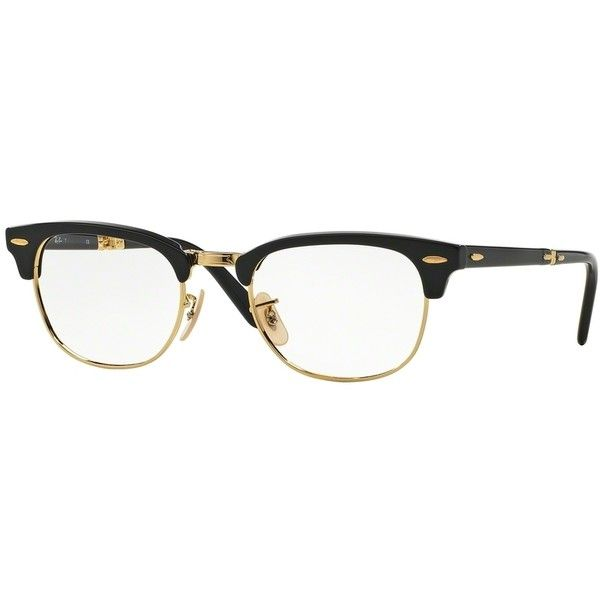 Ray-Ban RX5334 Eyeglasses | Ray Ban RX5334 Prescription Glasses |... (€110) ❤ liked on Polyvore featuring accessories, eyewear, eyeglasses, ray ban eye glasses, ray-ban, ray ban glasses, ray ban eyeglasses and ray ban eyewear