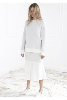 Savannah Sweater, Elvis Dress and Astaire Culottes by C&M CAMILLA AND MARC