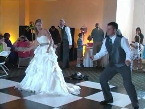 FUNNY Father Daughter Wedding Dance!!!!!! I so want to do this one day!