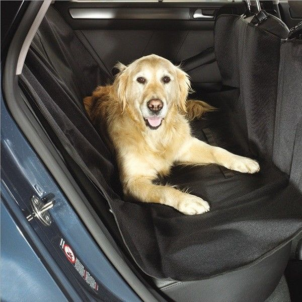 Pet Seat Cover for Cars WaterProof Hammock Convertible Seat Cover Pet Dog Cat  #Unbranded