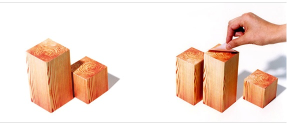 Wood Notes $35: Wood Blocks, Sticky Note, Wood Note, Wood Sticky
