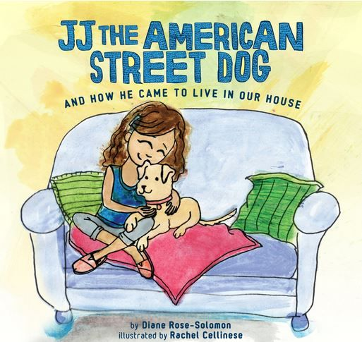 Book Review: JJ The American Street Dog | This Dish Is Veg - Vegan, Animal Rights, Eco-friendly News