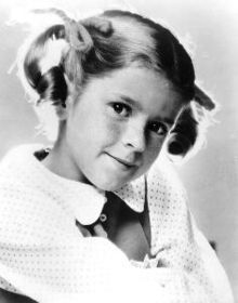 Anissa Jones  from FAMILY AFFAIRS ( Mon cher Oncle Charlie) TV Sitcom of the 60s
