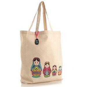 Babushka doll .. Bag More