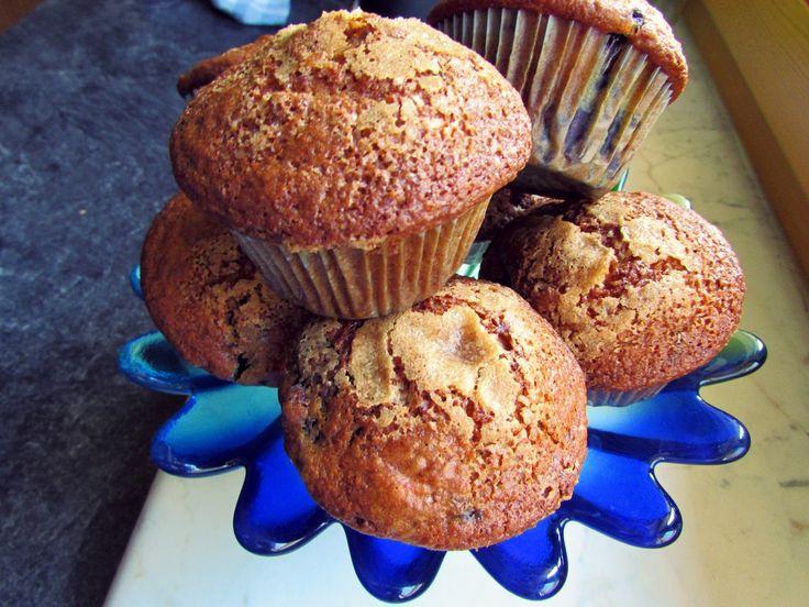 Gemischte Beeren Muffins
