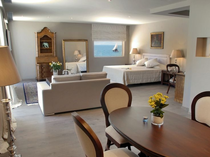 A room in the Aquis Repos Palace Hotel. #Greece #Corfu