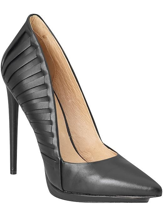 pinterest.com/fra411 #shoes #heels L.A.M.B.