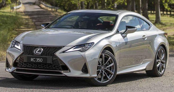 لكزس أر سي 2021 الجديدة تحديثات بالجملة على الكوبيه الراقية موقع ويلز Lexus Bmw Bmw Car