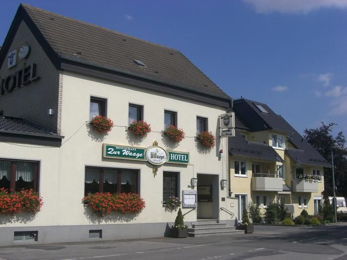 Booking.com: Hotel zur Waage - Bad Münstereifel, Duitsland