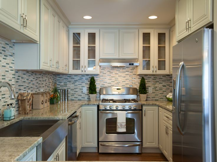 Stay in spring time forever with Cabinets To Go's beautiful Victoria Ivory cabinets.