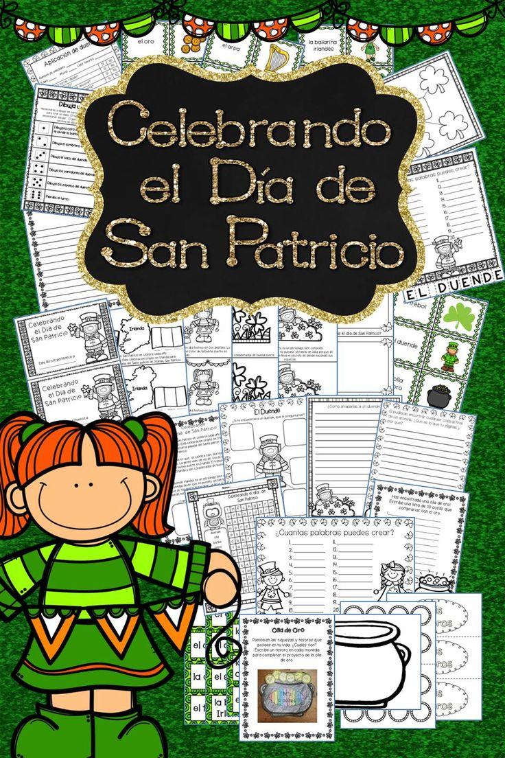 Mejores 40 imágenes de CSP - SPD en Pinterest | Día de san patricio ...