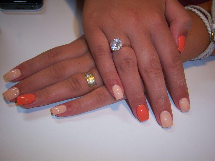orange & natural