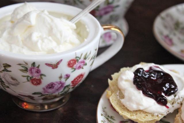 Recipe for Devonshire Cream