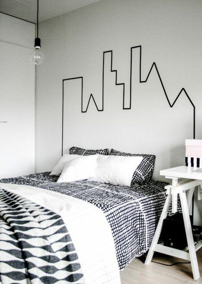 1000 ideas about deco murale originale on pinterest tag res murales de ch - Deco originale salon ...