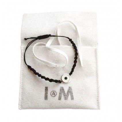 IAM BY ILEANA MAKRI eye charm bracelet