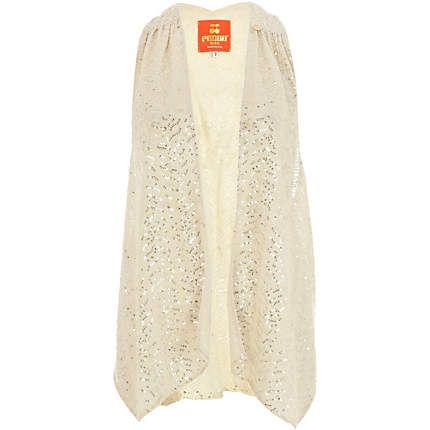 Cream Pacha embellished waistcoat - pacha - swimwear / beachwear - women