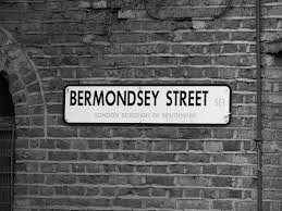 BERMONDSEY STREET SIGN - Google Search