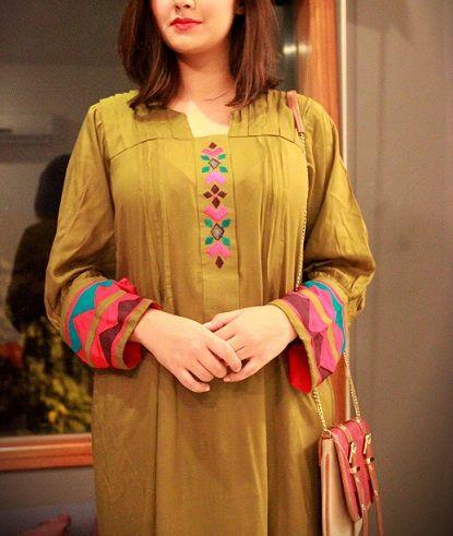 Source Pakistani Fashion Dresses For Women, Kurti, Shirt, on m.alibaba.com