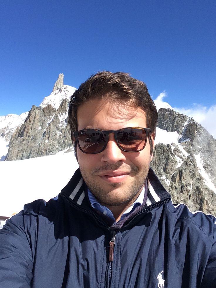 Un #selfie ad alta quota. #Summer2014 #Italy