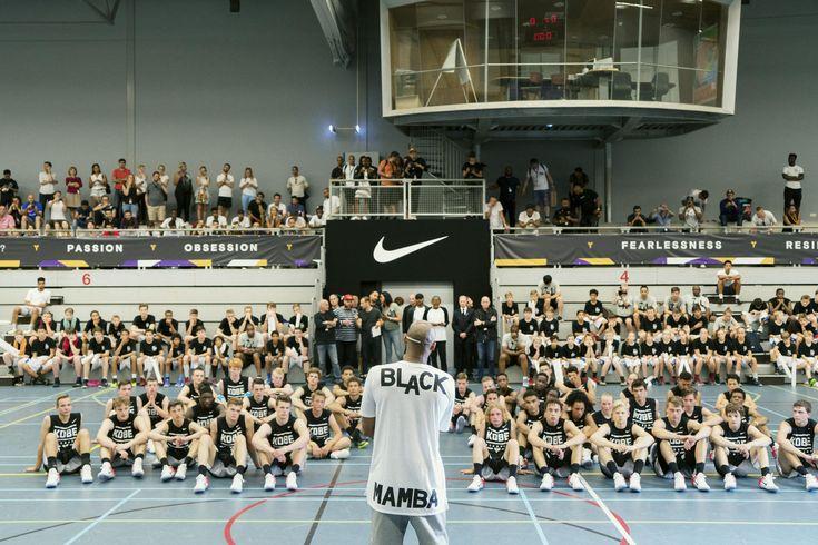 Nike News - Kobe Bryant Visits Europe to Inspire the Next Generation