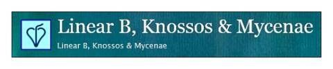 #Linear B #blog #Knossos #Mycenae #search #link Click to ENLARGE