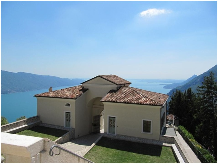 Santuario di Montecastello - Lake Garda - Italy