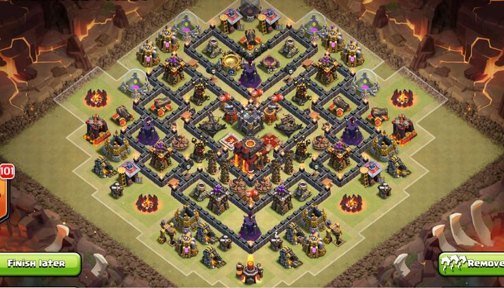 Th10 war base anti gowipe 2015 google search clash of clans