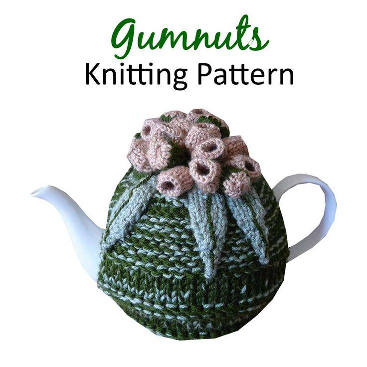 Gumnuts Tea Cosy Knitting Pattern