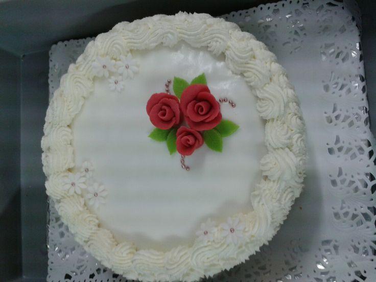 Päiväkotiin kakku!