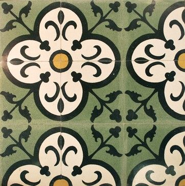Concrete Tile - modern - Floor Tiles - Atlanta - ARKETYPE