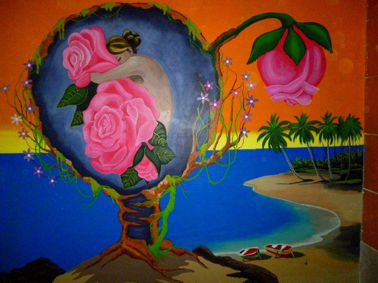 Murales Ecologicos y Artisticos: MURALES ARTISTICOS Y DECORATIVOS