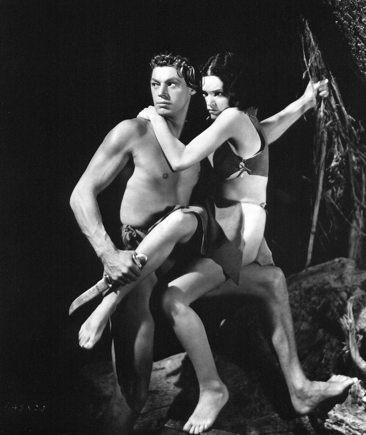 over døren swing Hollywood-filmer tarzan ape mann