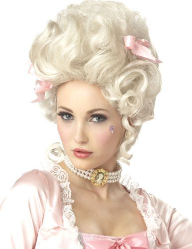Deluxe-Marie-Antoinette-Fancy-Dress-Wig-Renaissance-French-Royal-Court