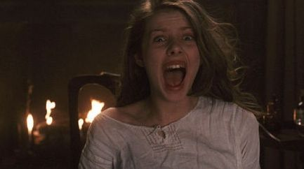 8. An American Haunting (2005)..This film follows the members of the Bell Family, who find themselves cursed by a witch. It's based on the legend of the Bell witch, who was said to have tortured a family in Tennessee. Andrew Jackson was said to have started to investigate this legend himself, but was eventually scared away.