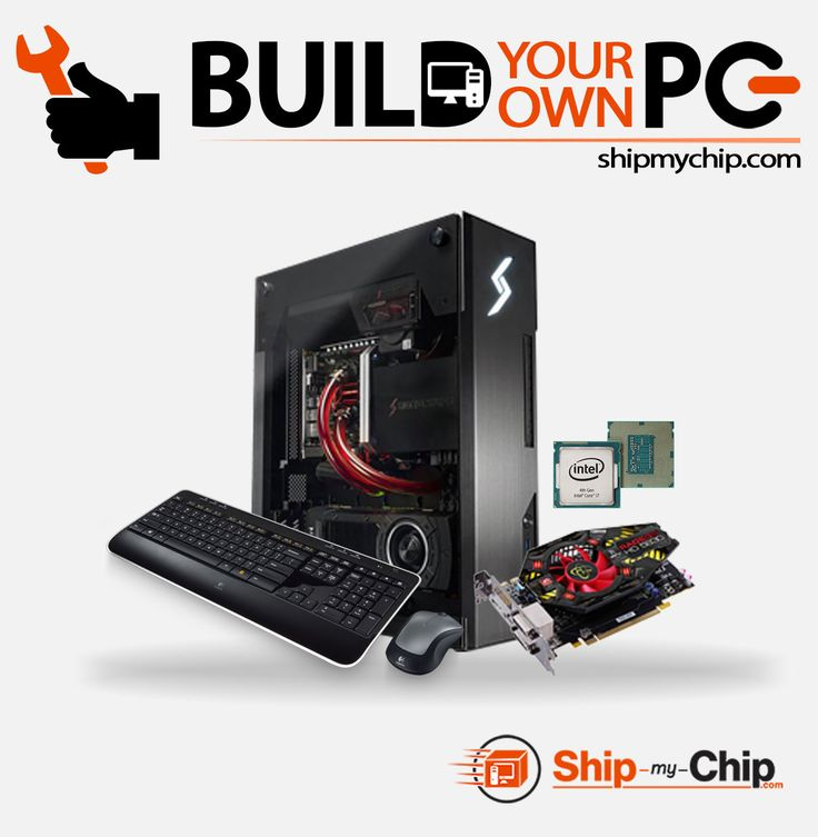#Build #Your #Own #PC | Computer #Online #at #low #Price #in #India - Shipmychip. By Using Top Brands like  Processor, Motherboard, RAM, Graphics Card, Hard disks, Keyboard & Mouse, Desktop, Monitor. Free Shipping and Cash on Delivery Options Across India. https://www.shipmychip.com/build-your-own-pc.html