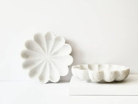 Marble Bowl Fruit Bowl Flower Bowl Marble Flower Bowl Stone Bowl Indian Marble Bowl White Marble Bowl Mother D Stone Bowl Flower Bowl Marble Bowl