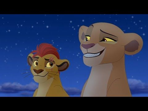 Kion And Kiara Talking About Rani The Lion Guard Return To The Pridelands Youtube Lion King Pictures Lion King Art Lion King