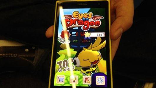 Eyes On Dragon di Nokia X