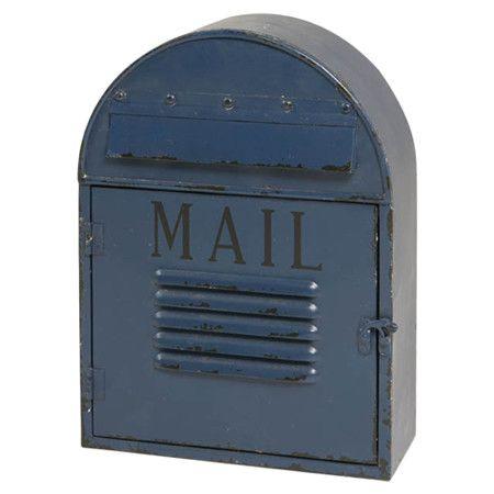 Indira Key Box in Blue
