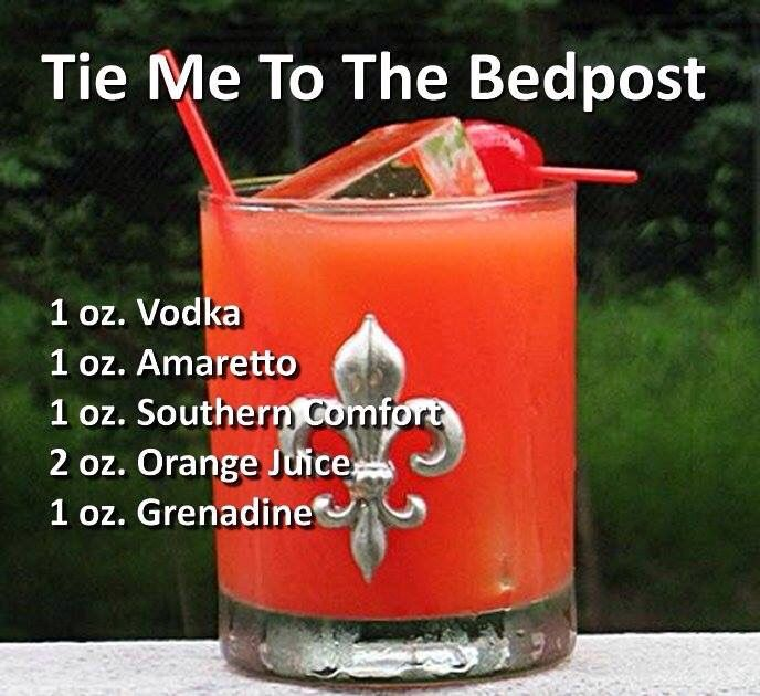 Tie me to the Bedpost